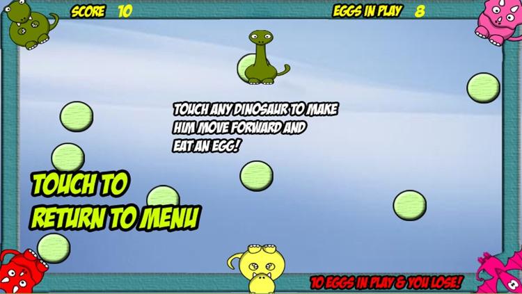 Hungry Dinosaurs screenshot-3