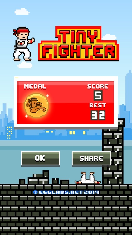 Tiny Fighter - Play Free 8-bit Retro Pixel Fighting Games screenshot-3