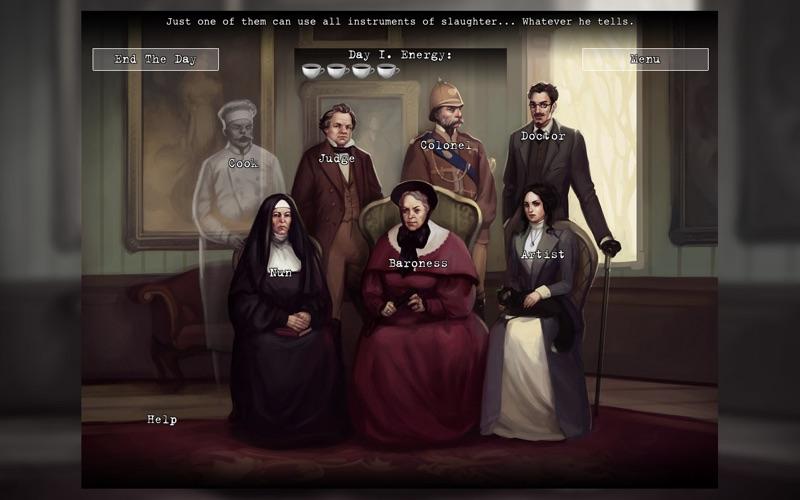Кто убийца (Эпизод первый) скриншот программы 1
