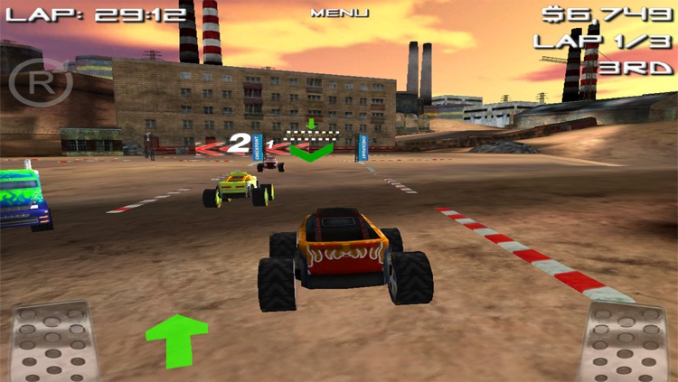 4x4 Offroad Racing - Supercharged screenshot-4