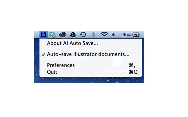 Ai Auto Save - for Adobe Illustrator скриншот программы 1