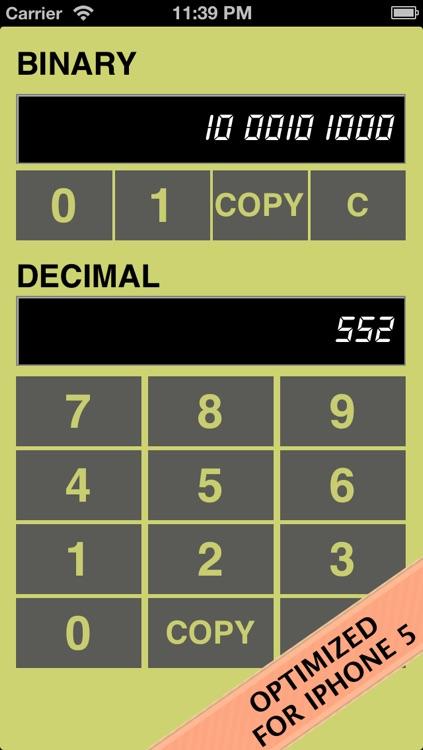 Binary Converter Free