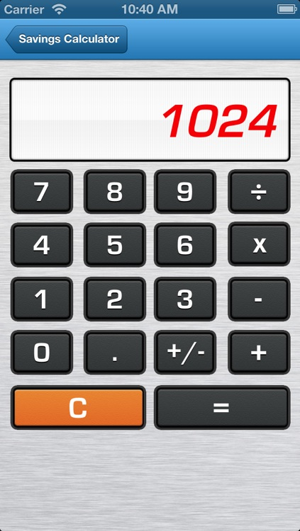 Savings Calculator - Retirement, College, Home, Car, & Vacation Goals screenshot-4