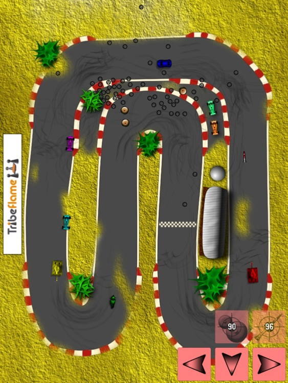 Racecar screenshot-0
