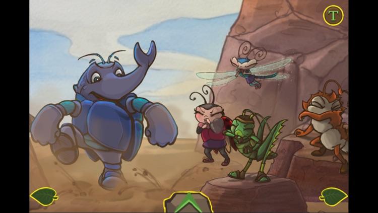 Chug the Bug in 3D - A Peek 'n Play Story App screenshot-3
