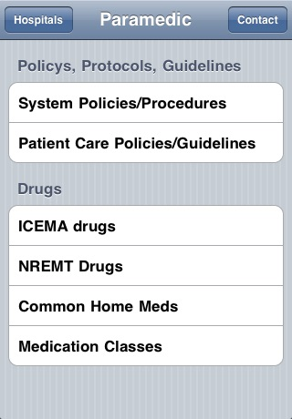 ICEMA Paramedic screenshot-4