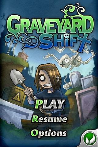 Graveyard Shift Lite