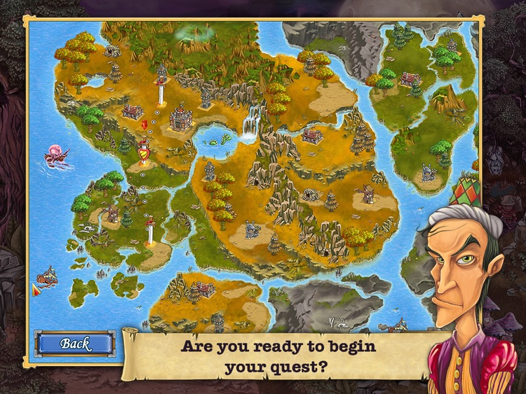 New Yankee in King Arthur's Court HD Free screenshot-4