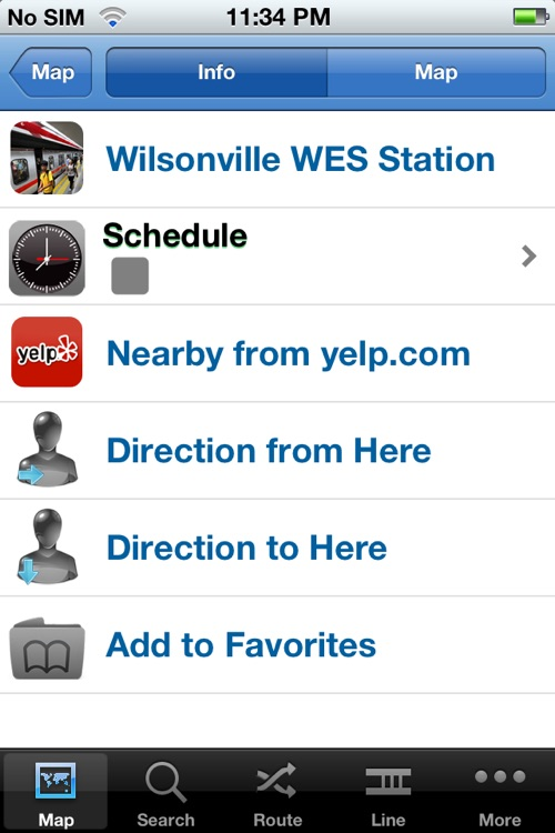 TransitGuru Portland TriMet MAX screenshot-3