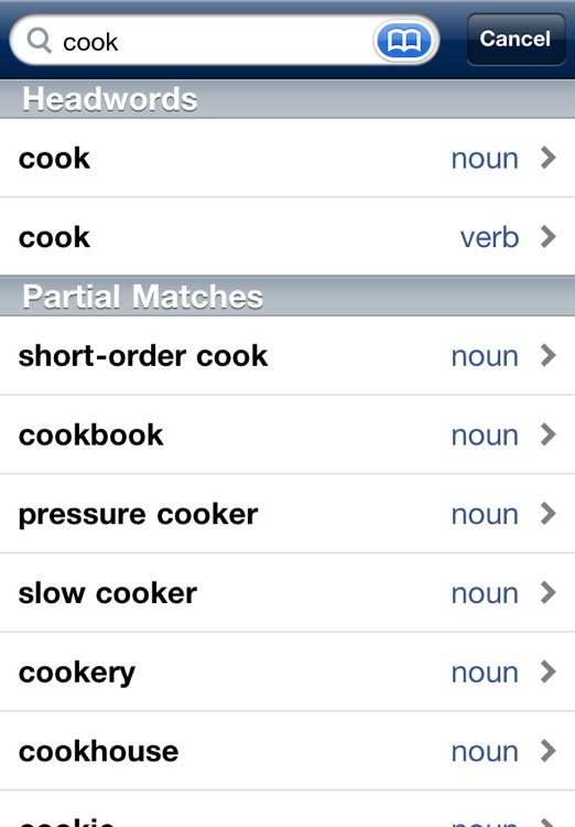 Oxford Advanced American Dictionary (audio) screenshot-3