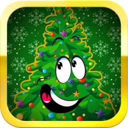 Christmas Stick and Send Photo Booth - Easy to use Sticker Adjuster Photoshop style! Yr artsy image editor to share with friends on Facebook and Twitter FREE