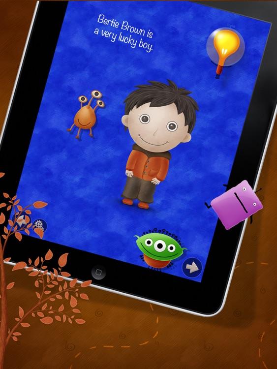 Who Stole The Moon? - Interactive e-book for children screenshot-3