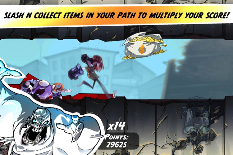 Escape from Age of Monsters screenshot-3