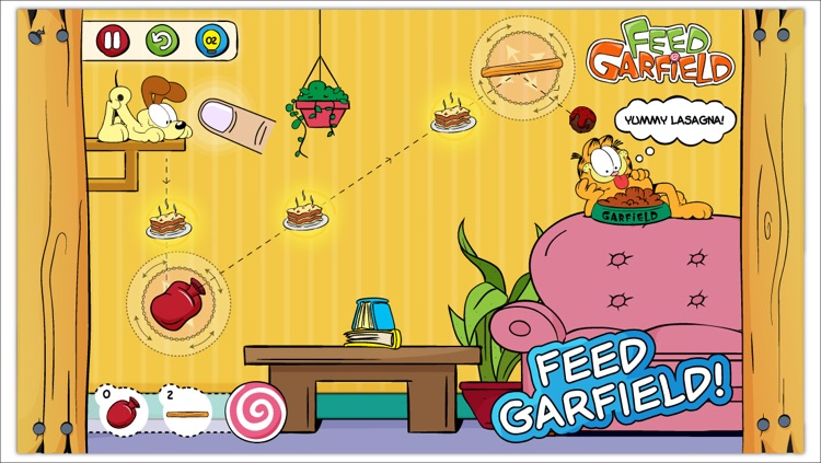 Alimenta a Garfield screenshot-1