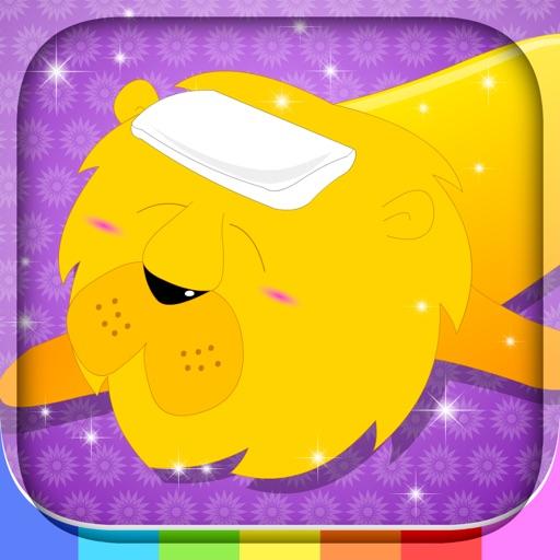 BabyStar : 生病的狮子