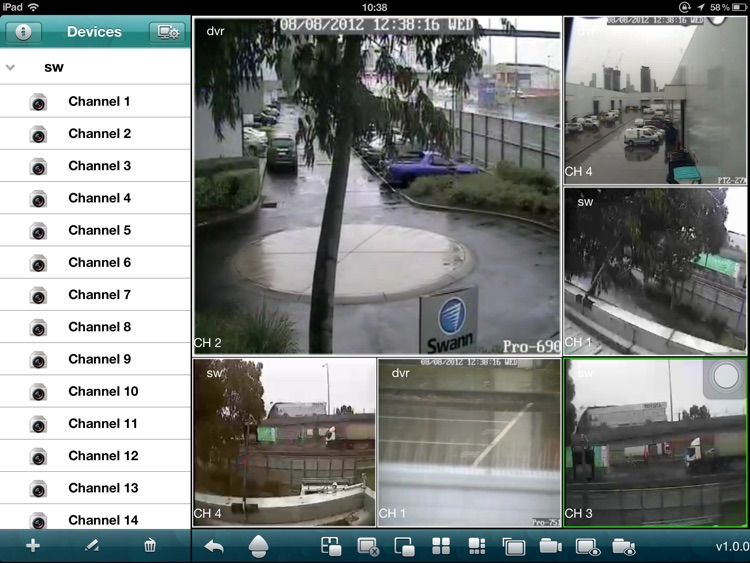 SwannView Pro HD