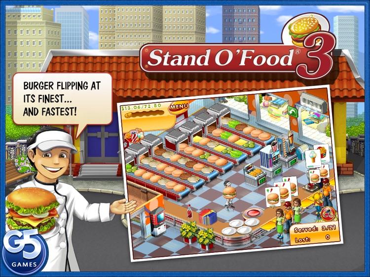 Stand O'Food® 3 HD screenshot-0