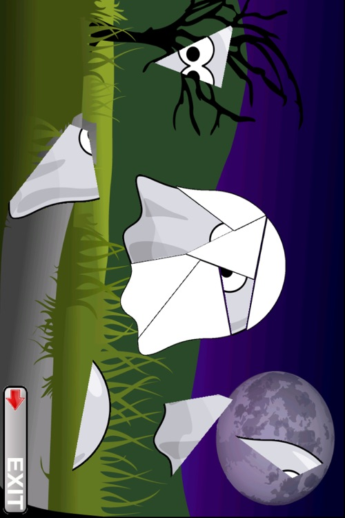 Toddler Puzzles Halloween screenshot-3