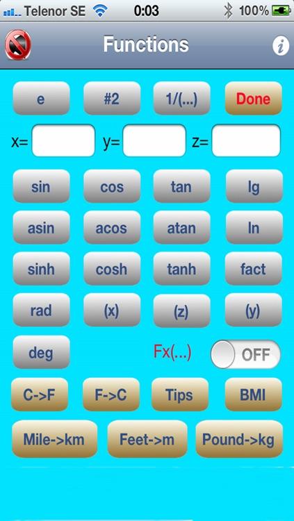 Super Calculator with Ribbon Printer Style Record
