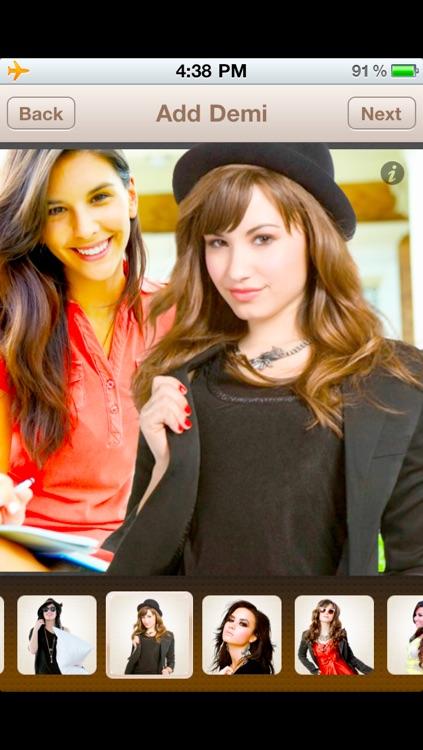 Me for Demi Lovato