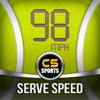 CobbySoft Media Inc. - Tennis Serve Speed Radar Gun By CS SPORTS アートワーク