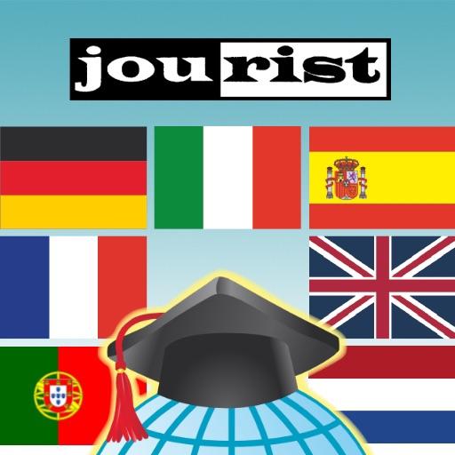 مفردات بناء jourist : اوروبا الغربية