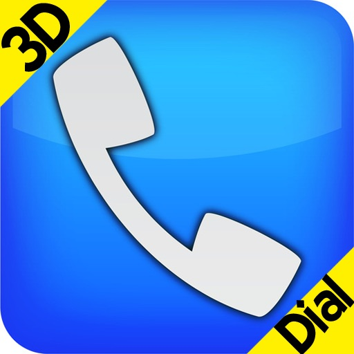 FaceDial - 3D Flow Contact Browser & Dialler
