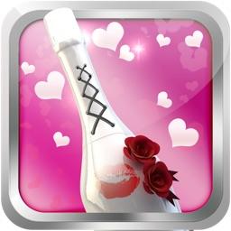 La Bouteille Coquine iPad version