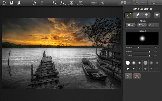 FX Photo Studio Pro Screenshot
