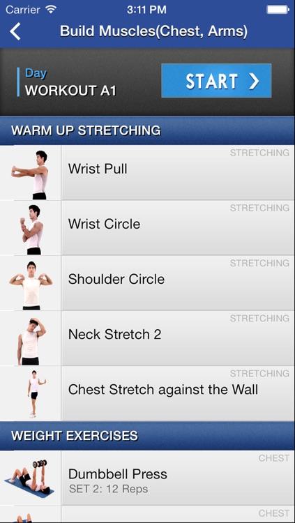FitnessCafe Pro screenshot-3