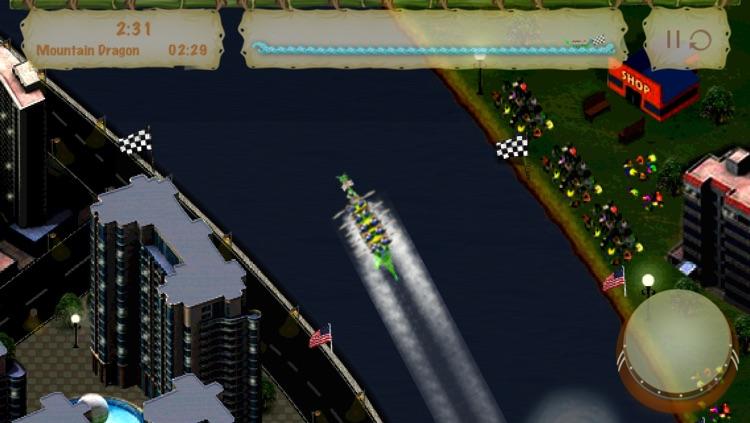 Dragon Boat Racing screenshot-4