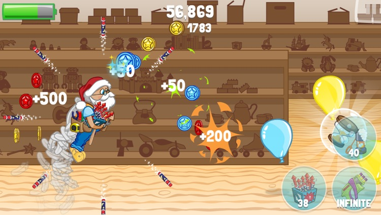 Super Balloon Rush screenshot-4