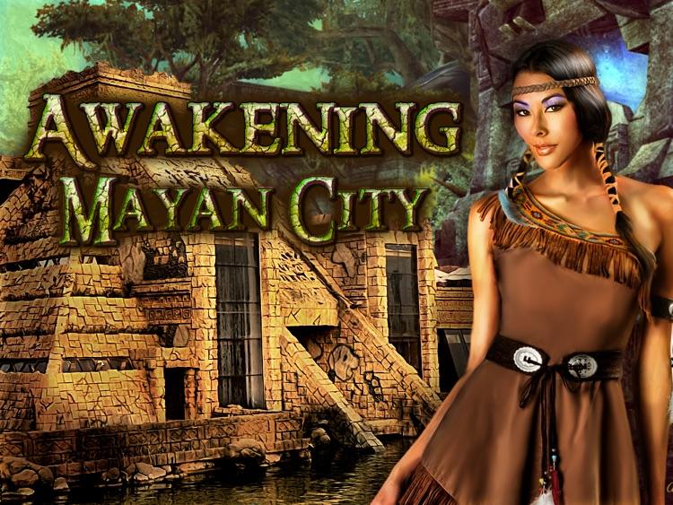 Awakening Mayan City