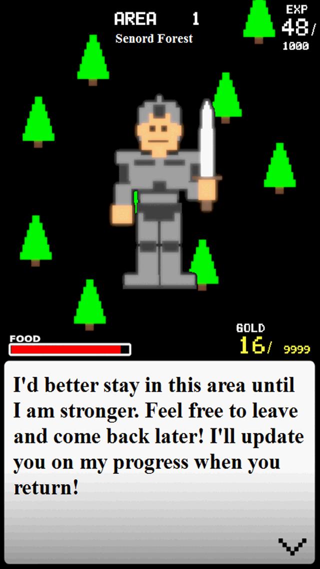 Forever Quester Screenshot