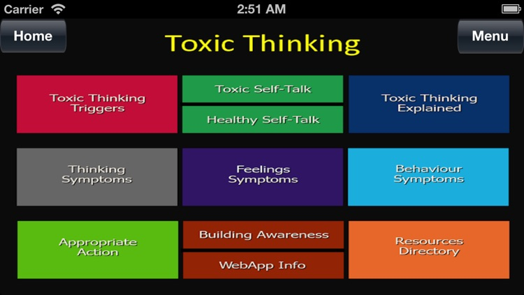 Toxic Thinking screenshot-1