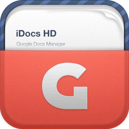 iDocs HD for Google Docs™ and Google Drive™
