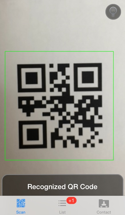 QR Sequence Reader+ screenshot-0