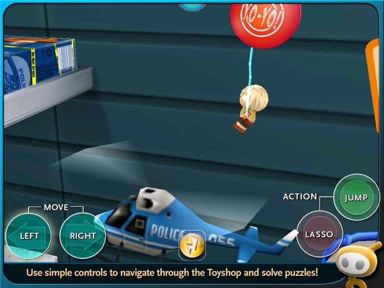Toyshop Adventures for iPad screenshot-4