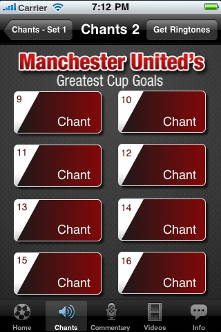 Manchester United Fans Pack screenshot-4