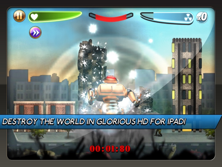 Robot Rampage HD screenshot-4