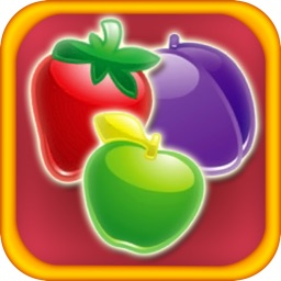 Candy Fruit Dash -  Match-3 Jelly Adventure