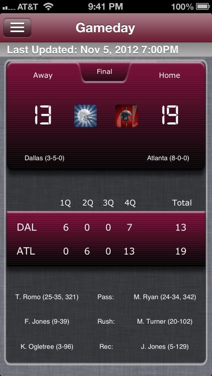 Atlanta Football Live