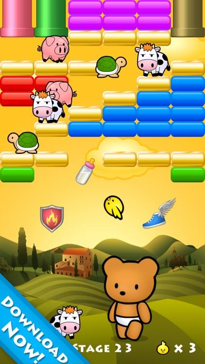 Chickie Bear screenshot-4