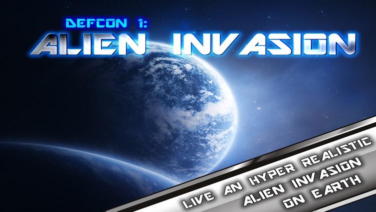 Defcon 1: Alien Invasion