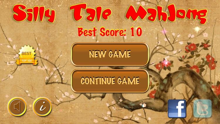 SillyTale MahJong screenshot-3