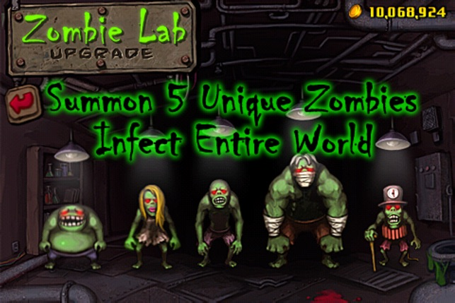 Angry Zombies !! Screenshot