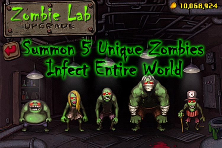 Angry Zombies !! screenshot-2