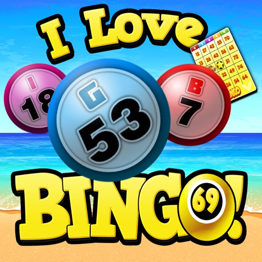 Ace Bingo Beach Bash - Lucky Island Bingo Games Free icon