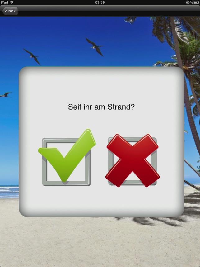 Urlaubs-Checkliste Pro im App Store