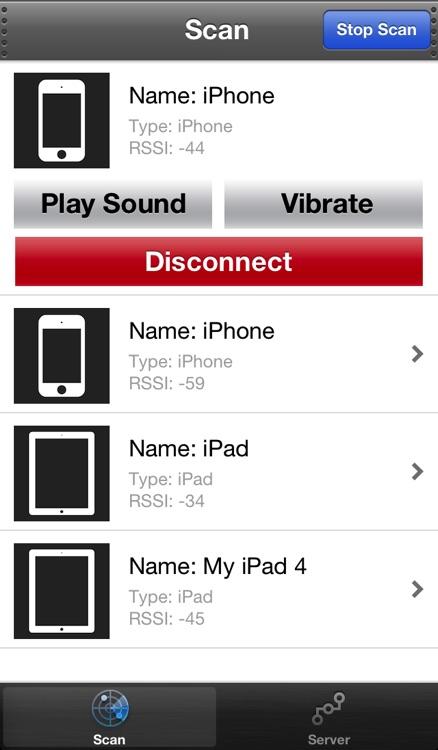 Find My Gadget - Locate via Bluetooth Low Energy screenshot-3